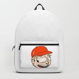 gus johnson Backpack