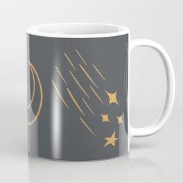 Sun, Moon and Stars Coffee Mug