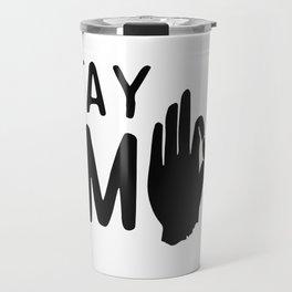 Stay OMK! Travel Mug