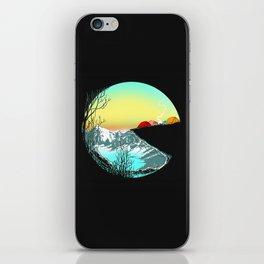 Pac camp iPhone Skin