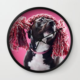 Super Pets Series 1 - Raggedy Lucy Wall Clock