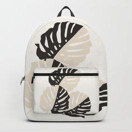 Monstera Delicious #1 #minimal #tropical #decor #art #society6 Backpack