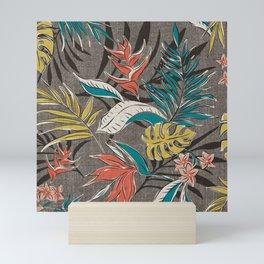 Bali Tropics - Cabana Mini Art Print