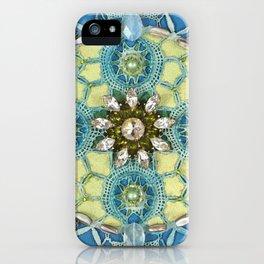 Crystalline Star iPhone Case