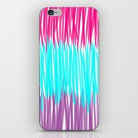 artsy iPhone & iPod Skins featuring Artsy by amalchristine