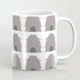 Dwellings in Ash Coffee Mug