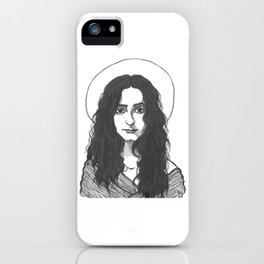 St. Mary of Egypt iPhone Case