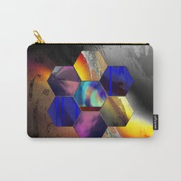 hexagon II Carry-All Pouch