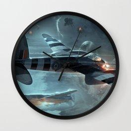 de Havilland DH.98 Mosquito Wall Clock