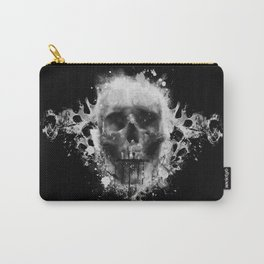 Skull paint Carry-All Pouch
