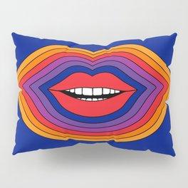 Pop Lips Pillow Sham