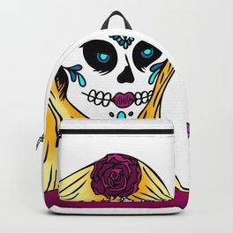 Dia De Los Muertos 3 Backpack