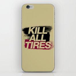 Kill All Tires v5 HQvector iPhone Skin