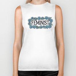Feminist Biker Tank