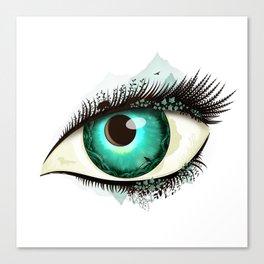 Salutary Vista Canvas Print