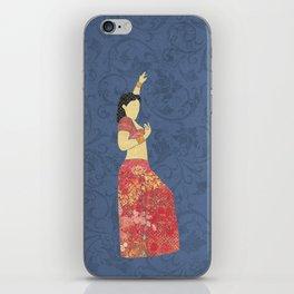Belly dancer 5 iPhone Skin
