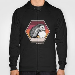 Hedgehog T-Shirt Hoody
