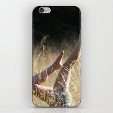 fromwhereihandstand iPhone & iPod Skin