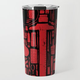 Create & Destroy Travel Mug