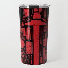 Create & Destroy Travel Mug
