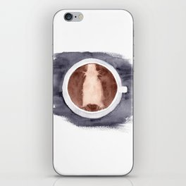 Caffeinated Babadook iPhone Skin
