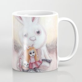 Ester and Bunny Coffee Mug