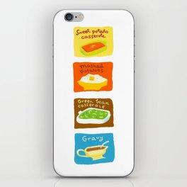 Mashed Potatoes + iPhone Skin