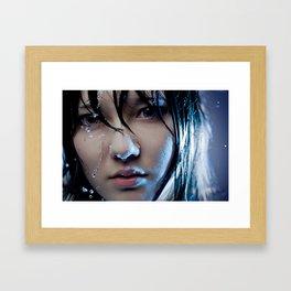 Meltdown. Framed Art Print