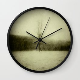 In the Court of the Yellow King Wall Clock