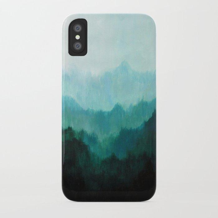 Mists No. 2 iPhone Case