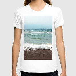 Waves at Sauble II T-shirt