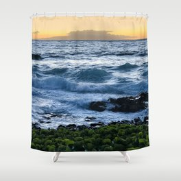 The Sun Always Rises Amidst The Storm Shower Curtain