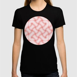 Pink Celtic Knot Pattern T-shirt