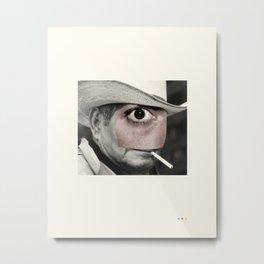SMOKE IT Metal Print