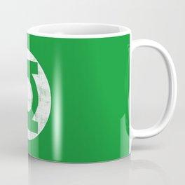 Green Lantern 001 Coffee Mug