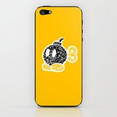 Bob Omb #CrackedOutBadGuys iPhone & iPod Skin