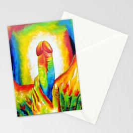 The Colorful Dick Stationery Cards