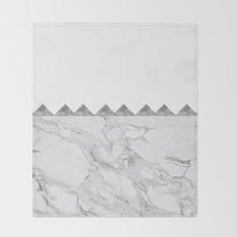 Adoring Grey Throw Blanket