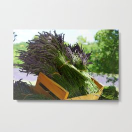 well being Metal Print