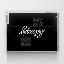 Philosophy Laptop & iPad Skin