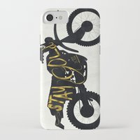 stay gold iPhone & iPod Cases featuring Stay Gold by Ride The Storm