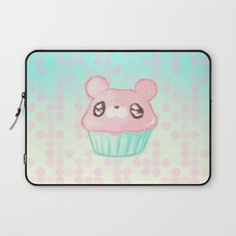 Cupcake Bear Laptop Sleeve