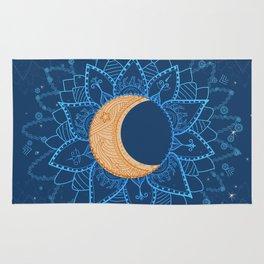 moon shine Rug