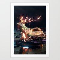 Vestige-4-24x36 Art Print