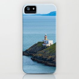 HOWTH 03 iPhone Case