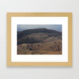Hebridean 1 Framed Art Print