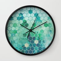 chemistry Wall Clocks featuring Chemistry by Esco