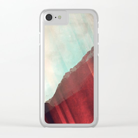 Neverending Clear iPhone Case