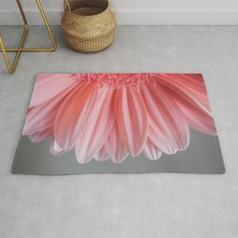 Pink With Layers Rug
