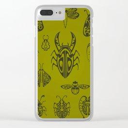 Nouveau Beasts Clear iPhone Case